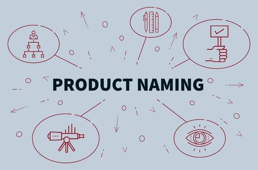 nom de produit ou marque