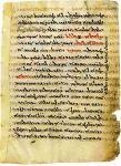 palimpseste du Moyen-Age