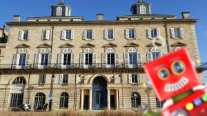 Editoile dans l'hôtel Fenwick à Bordeaux
