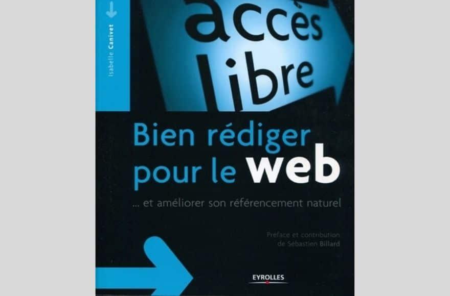 couverture de livre blanc bien rédiger pour le web