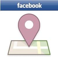 Icône Facebook Places