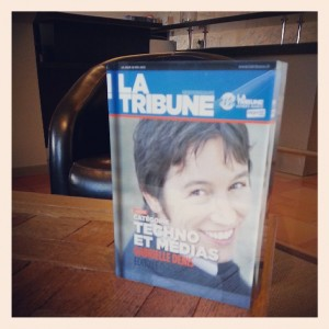 La Tribune Women's Awards - Gabrielle Denis