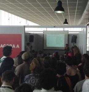 Atelier Facebook au Salon de l'Entreprise Aquitaine
