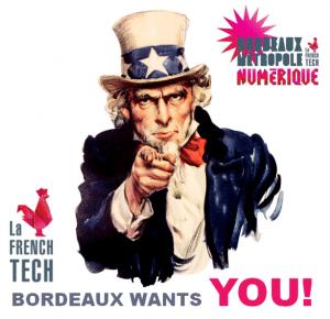 La French Tech Bordeaux wants you !