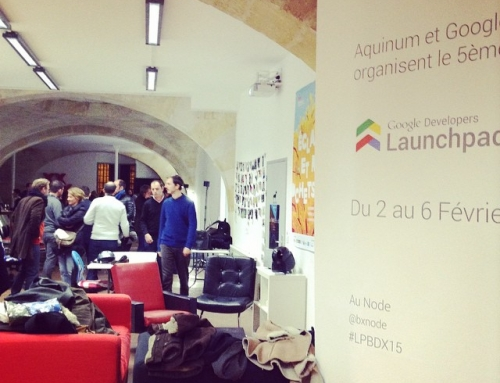 Editoile, mentor marketing au Google Launchpad