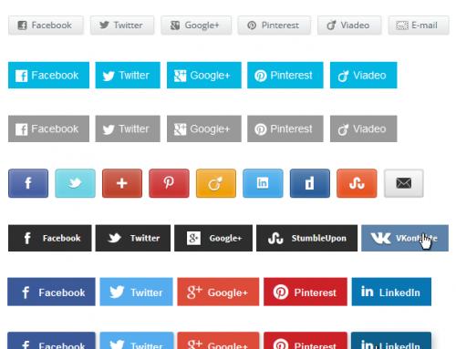 Intégrer une barre de partage sur un blog WordPress