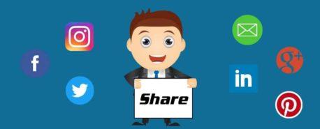 Quelle barre de partage pour un blog Wordpress ?