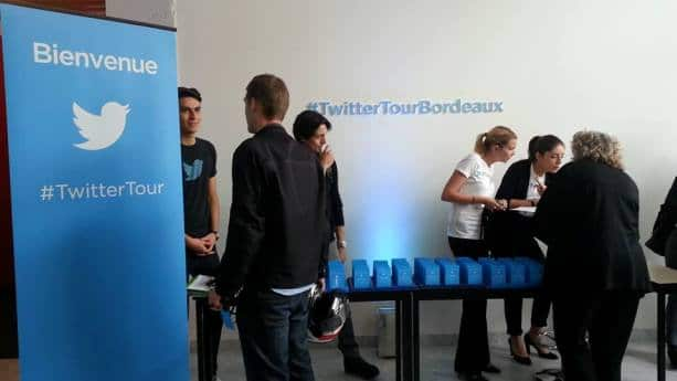 Twitter Tour Bordeaux