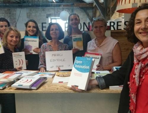 Des livres Dunod pour Bordeaux Aquitaine Pionnières