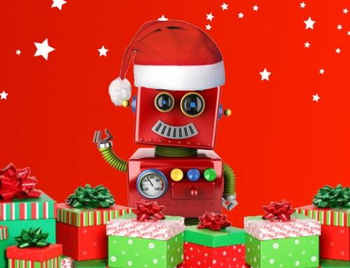 Editoile vous souhaite d'excellentes fêtes de fin d'année !