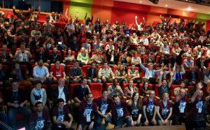 Photo finale du WordCamp Bordeaux par