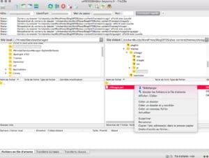 Récupérer les fichiers .po et .mo dans le FTP