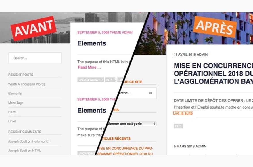 Traduire un thème WordPress avec Poedit