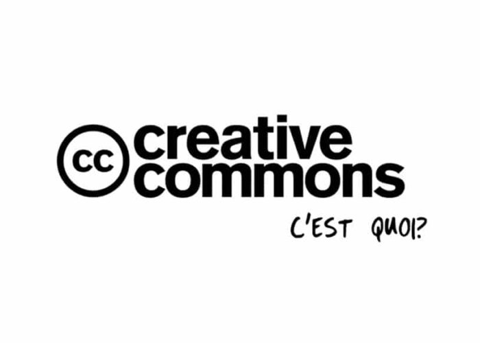 licence creative commons c'est quoi ?