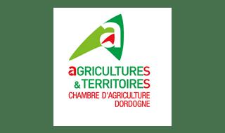 Logo chambre d'agriculture de Dordogne