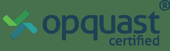 Logo certifié Opquast