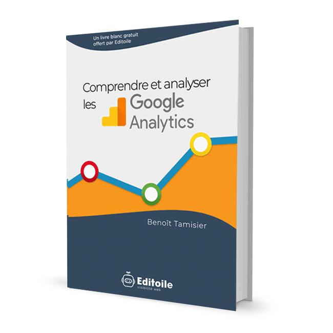 couverture livre blanc Google Analytics Benoît