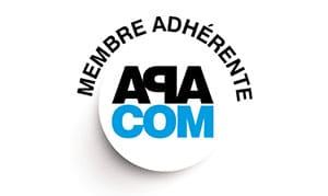 logo de membre adhérent APACOM