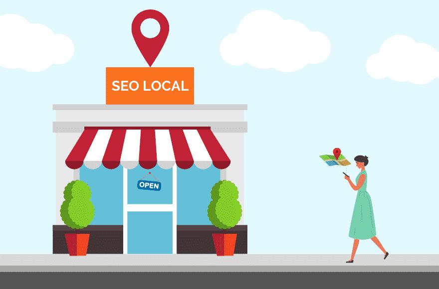 dessin boutique trouvée via Google Maps